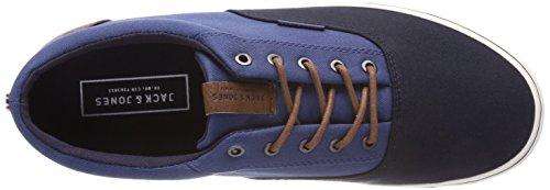 Azul Hombre Jack Jones Navy Jfwvision Zapatillas Navy Block amp; Blazer para Blazer UUzfO