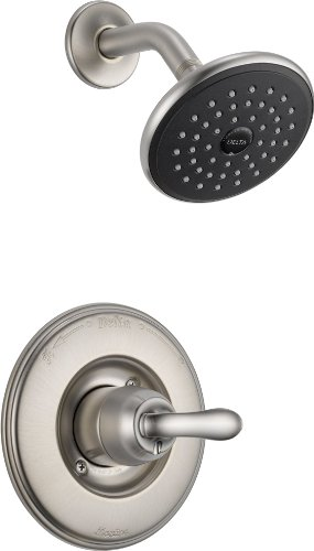T14294 SS Linden Monitor Shower Stainless