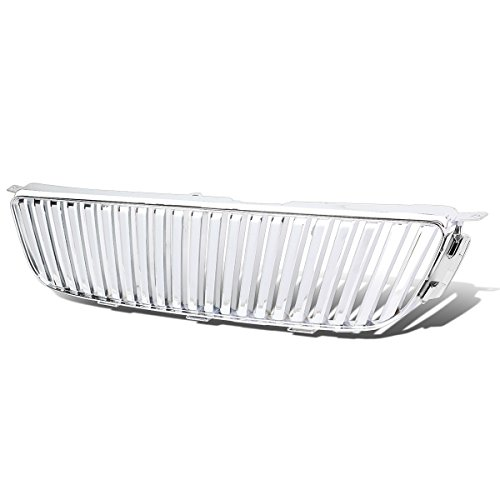 Lexus IS300 ABS Plastic Vertical Fence Front Bumper Grille (Lexus Grill Guard)