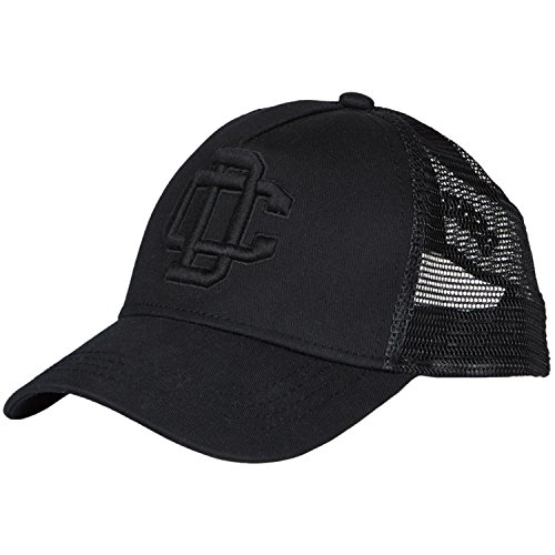 Gorra Dsquared Baseball Trucker Cap Black **B-Quality** Factory Seconds, Rejects or Mill Graded Irregulars*