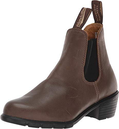 Blundstone Womens Heeled Antique Taupe Boot - 6.5 UK