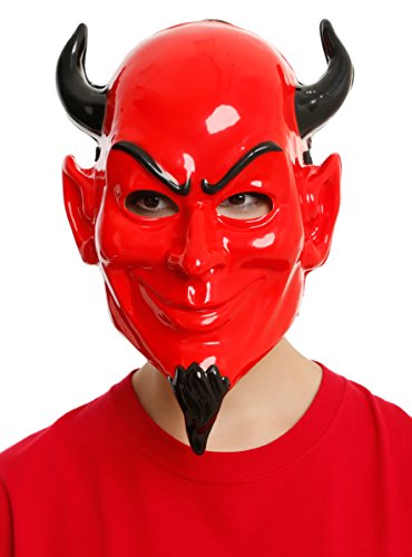 Scream Queens Red Devil Mask ()