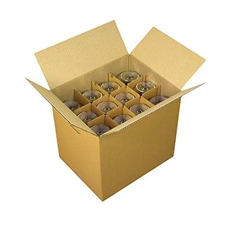 Carton Demenagement 24 Verres Amazon Fr Fournitures De Bureau