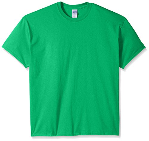 Gildan Men's Ultra Cotton Tee, Irish Green XX-Large