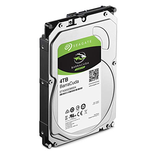 Seagate BarraCuda Internal Hard Drive 4TB SATA 6Gb/s 256MB Cache 3.5-Inch - Frustration Free Packaging (ST4000DM004) by Seagate (Image #3)