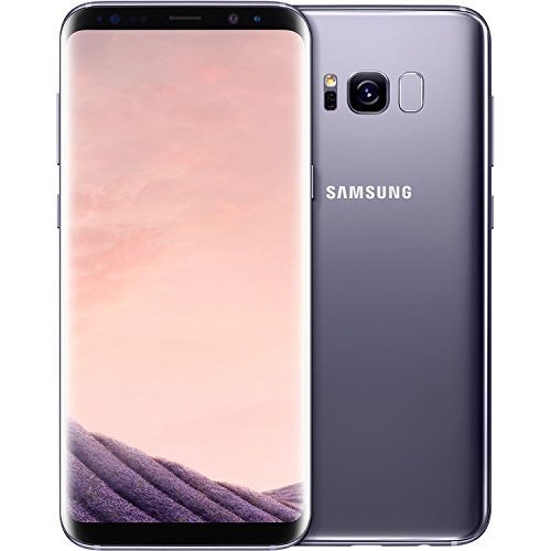 Samsung Galaxy S8 Plus Dual-SIM 64GB Factory Unlocked 4G Smartphone - International Version - Orchid Gray Forever Orchid 7