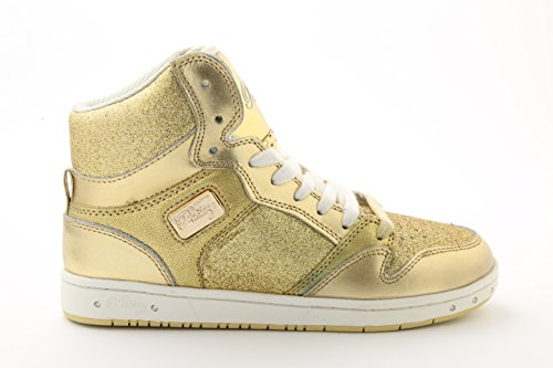 Pastry-Glam-Pie-Glitter-Dance-Sneakers-Gold-Size-85