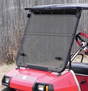 Buggies Unlimited Club Car DS Tinted Fold Down Windshield (Fits 1982-2000.5)