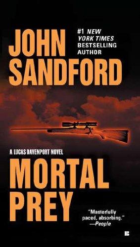 Mortal Prey - Book #13 of the Lucas Davenport