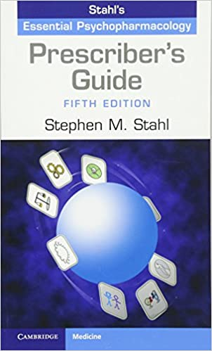 prescribers guide stahls essential psychopharmacology