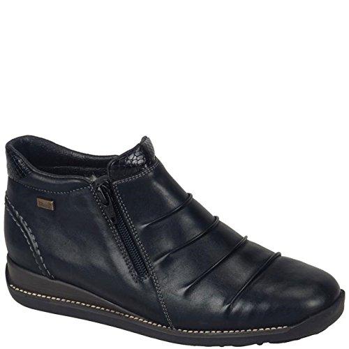 Rieker Woman Shoe Cristalli Black