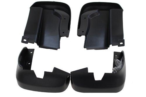 (Honda Genuine Accessories 08P00-SVA-100 Splash Guard for Select Civic Models)