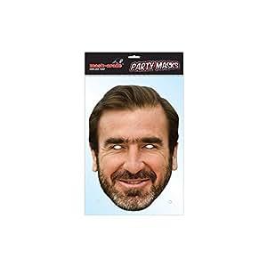 Eric Cantona mask (máscara/ careta)