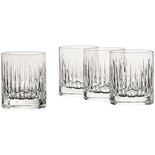 Reed U0026 Barton Crystal Set Of Double Old Fashions, Set Of 4