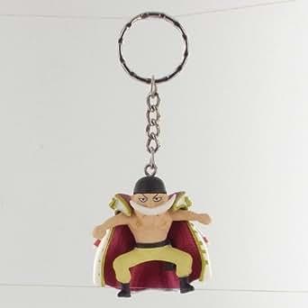 One Piece Figura Llavero Barbablanca