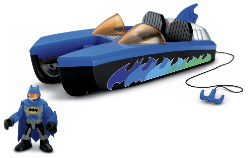 Fisher-Price Imaginext DC Super Friends, Batboat