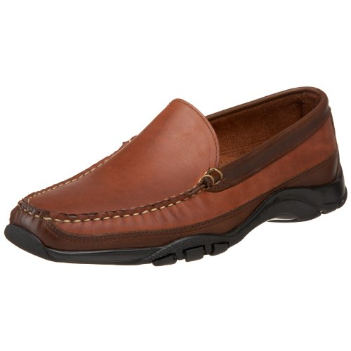 Allen Edmonds Men's Boulder Slip-On Loafer,Tan/Brown,9 D US
