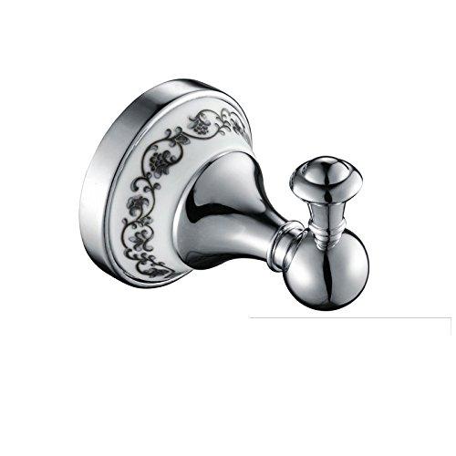Ownace Dorado Estilo Victoriano baño Accesorios Gancho ...