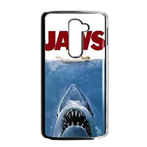 jaws Phone Case for LG G2 Case