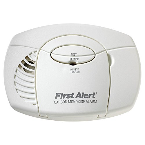 First Alert CO400 Battery Powered Carbon Monoxide Alarm, 2-Pack
