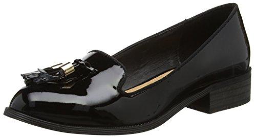 Miss KG Women's Knight Loafers Black (Black) l71t2tfBqp