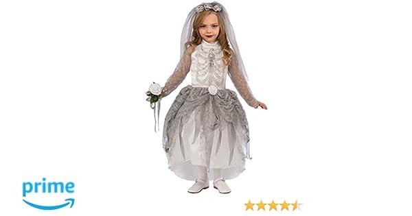 Forum Novelties - Disfraz de Novia Esqueleto: Amazon.es: Juguetes ...