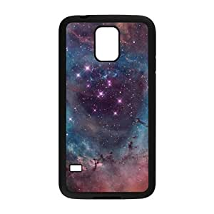nebula Samsung Galaxy S5 Cell Phone Case Black Abdjj