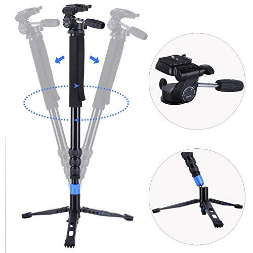 DIGIANT MP-3606 Professional Video Monopod 70""