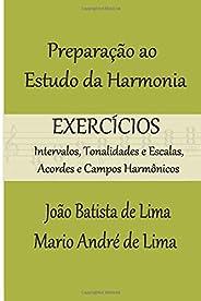 Preparação ao Estudo da Harmonia - Exercícios