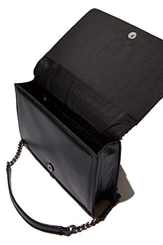 Tally Weijl Borsa in Similpelle Nera - Donna - Black - OS