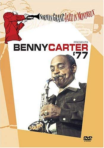 Norman Granz Jazz In Montreux Presents Benny Carter '77