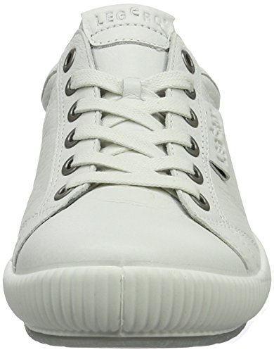 White 50 White Tanaro Weiß UK Legero 4 Trainers Women's wqYpPTSA