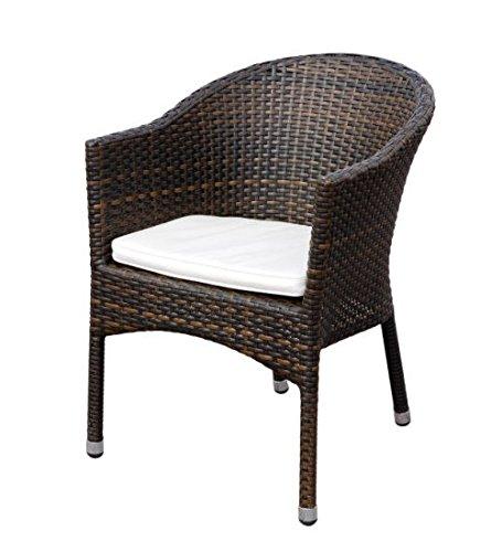 Chaise de jardin haut \