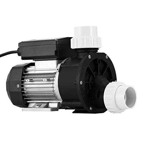 Happybuy Swimming Pool Pump 0.5hp 110v Hot Tub Pump 0.37 Kw Water Circulation Pool Pump Spa Pump Above Ground Pool and Whirlpool Bath