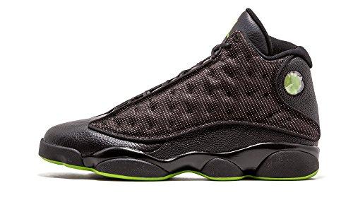 Nike Air Jordan 13 Retro Black Altitude Green (414571-002) (US 9)