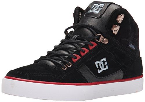 de Zapatillas DC Wc Negro Shoes deporte Spartan hombre High para wXI6OX