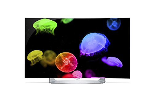 LG Electronics 55EG9100 Curved 55-Inch 1080p Smart OLED TV (2015 Model)