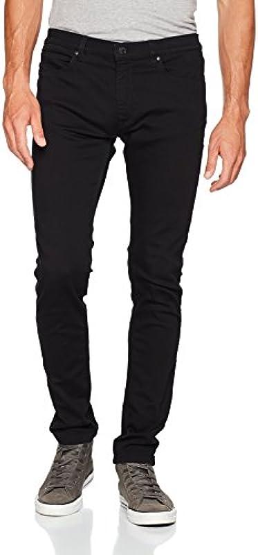 HUGO Męskie Skinny Jeans 50370262 Skinny Jeans Hugo 734: Odzież
