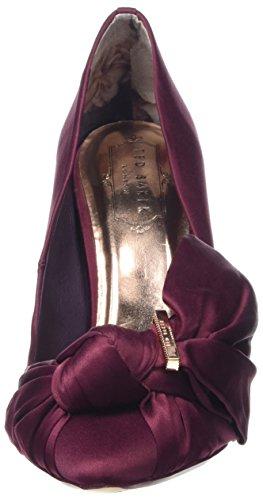 Dorabow Escarpins burgundy Ted Baker Femme Bout Rouge Fermé 5SnqwTFnx7