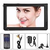 "Fosa Portable ATSC 7"" 9"" 10"" 12"" 16:9 Digital Television TV TFT LED 1080P HD HDMI Video Player (7"")"