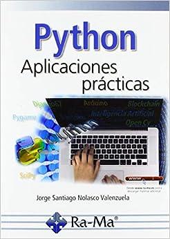 Python. Aplicaciones Prácticas Descargar PDF Gratis