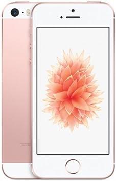 Apple iPhone SE 64GB - Oro Rosa - Desbloqueado (Reacondicionado): Amazon.es: Electrónica