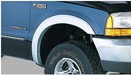 Bushwacker 20504-02 Ford Street Flares - Set of 4