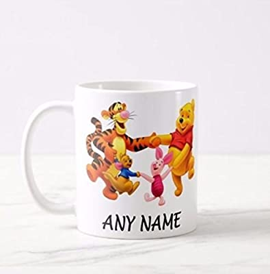 PERSONALISED CUP GIFT CARTOON