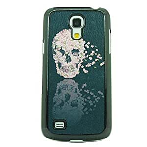 GFC The Reflection Leather Vein Pattern Skeleton Hard Case for Samsung Galaxy S4 Mini I9190