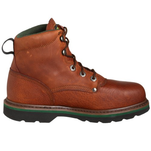 John Deere Mens Jd6393 Boot Brun Valnöt