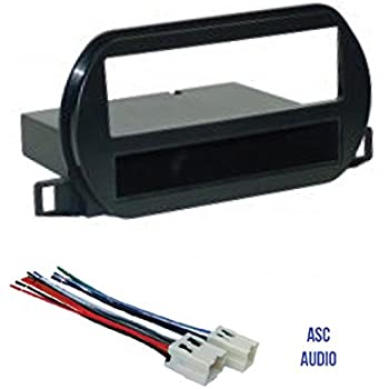 asc audio car stereo dash kit wire harness. Black Bedroom Furniture Sets. Home Design Ideas