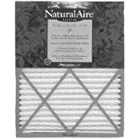 20 x 20 x 1, Merv 8 Naturalaire Standard Pleated Media Home Furnace Air Filter, Box of 12 Filters