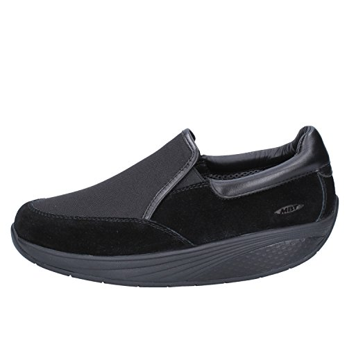 On 42 Zapatillas Lite Negro 03s Mbt Eu Mujer Sin Cordones Slip Kanika Walk Para I7wqqRx4ST