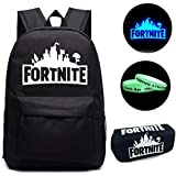 Gash Hao Fortnite Backpack Boys School Bookbag Battle Royale Bag for Kids